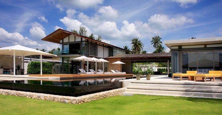 1-Villa Amarelo - Villa Facade