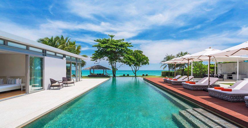 1. Villa Cielo - Stunning pool
