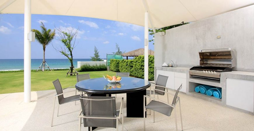 10-Villa Amarelo - Outdoor dining and bbq