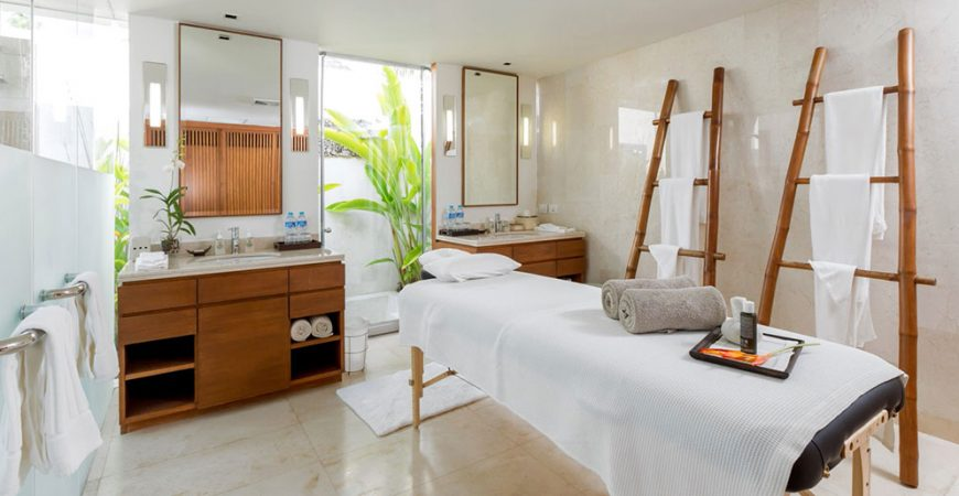 10. Villa Sundara - Bedroom four ensuite bathroom - Copy