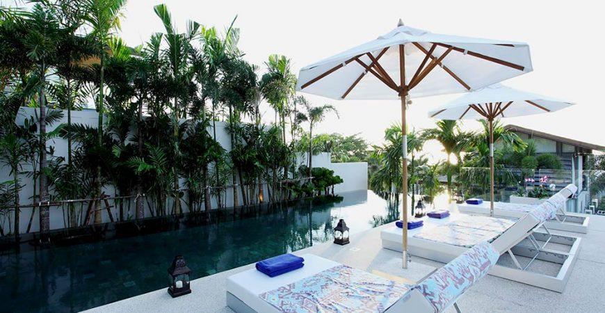 11-Villa Aqua - Lazy loungers