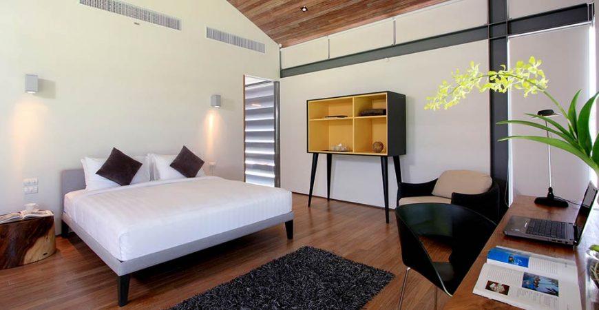 12-Villa Amarelo - Quaint design