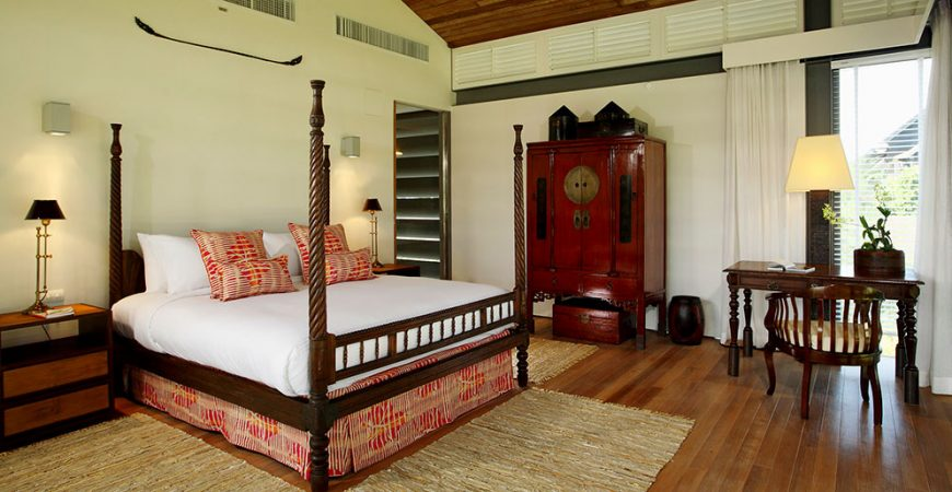 12-Villa Malee Sai - Ethnic bedroom design