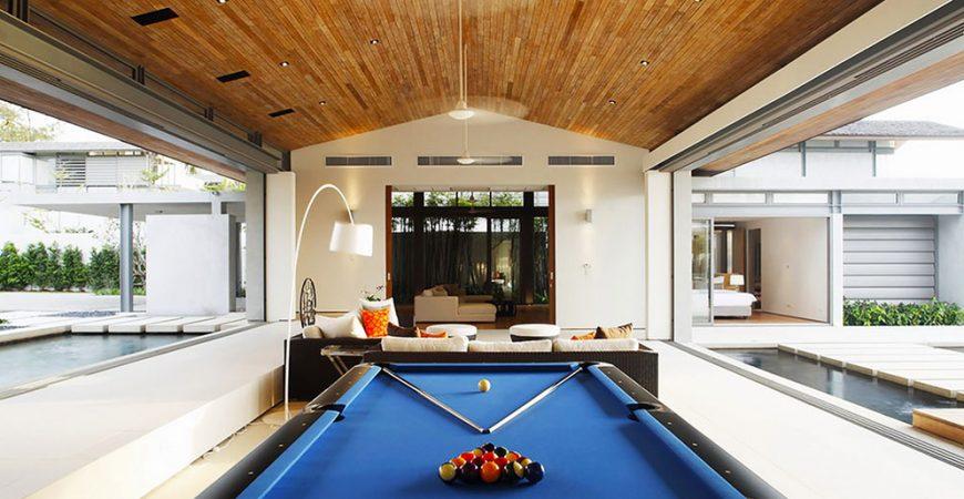 13. Villa Cielo - Pooltable