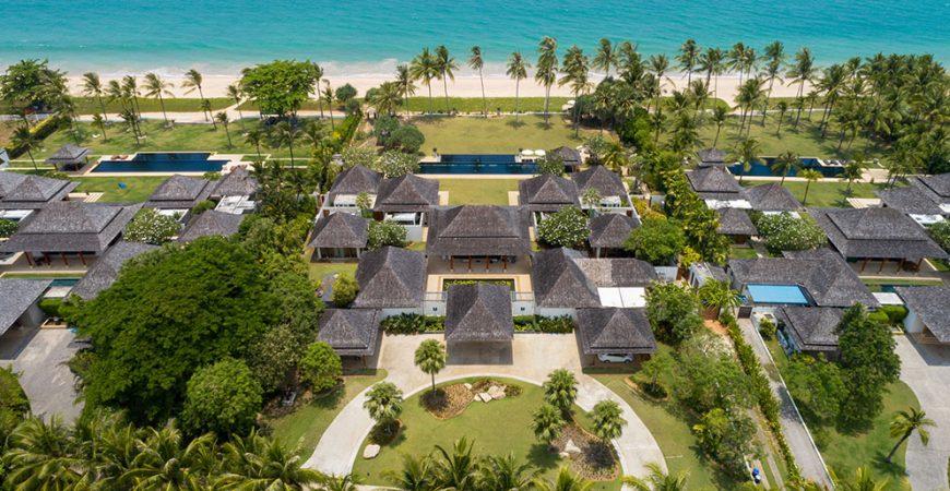 13. Villa Sundara - Aerial view