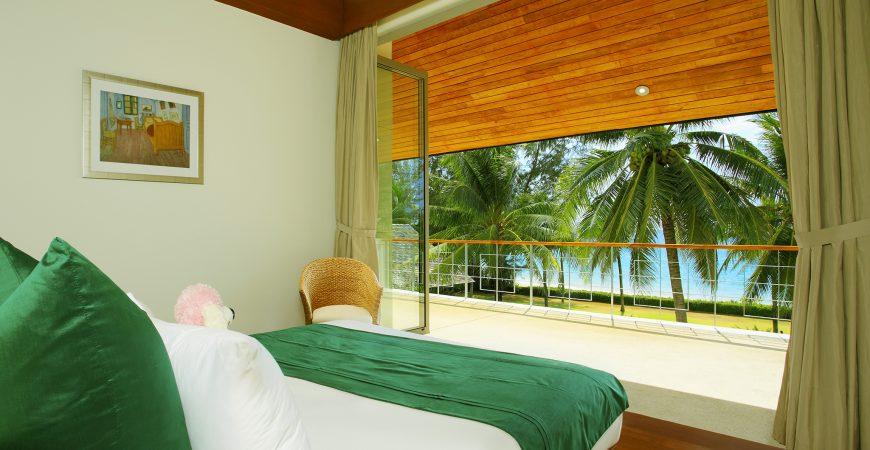 19. Baan Taley Rom - Stunning view bedroom