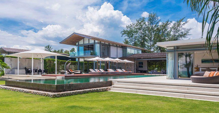 2. Villa Cielo - Featured aerial shot