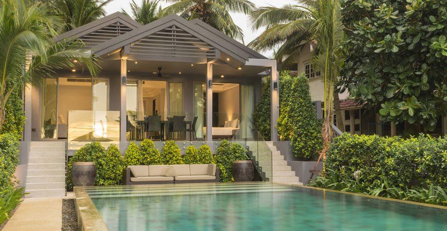4. Infinity Blue Phuket - Villa feature