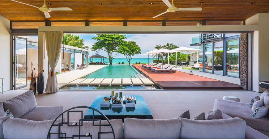 4. Villa Cielo - Living area outlook
