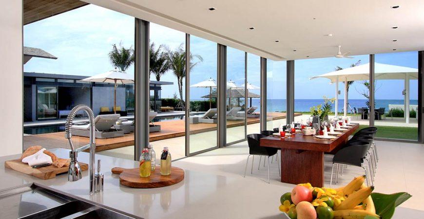 5-Villa Amarelo - Dining area outlook