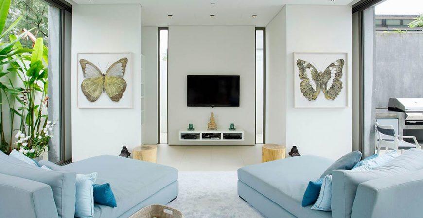 5-Villa Aqua - Modern entertaining room
