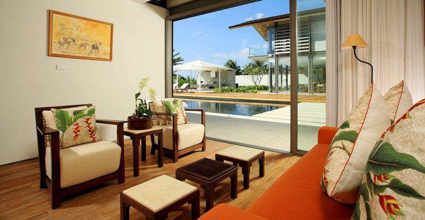 5-Villa Malee Sai - Living space outlook