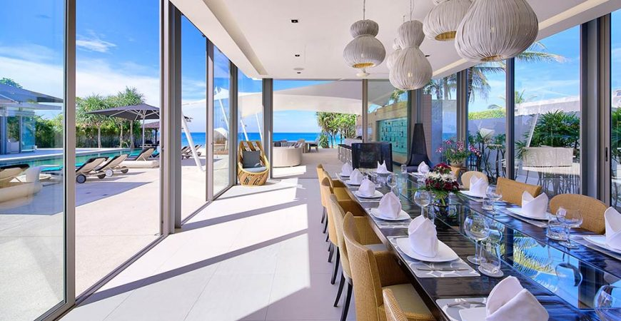 5. Villa Tievoli - Ultimate luxury
