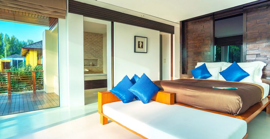 5. Villa Yaringa - Spacious guest bedroom three