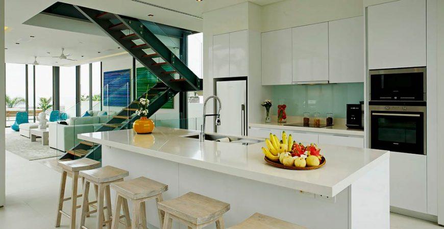 6-Villa Aqua - Kitchen area