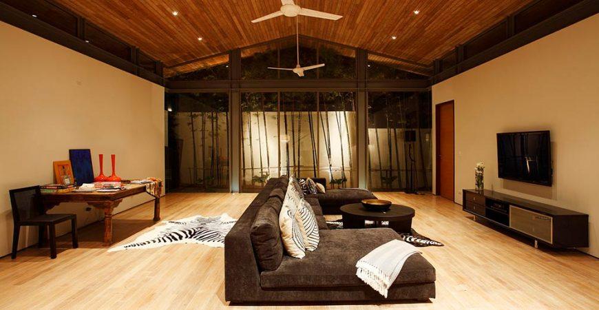 6-Villa Essenza - Living area style