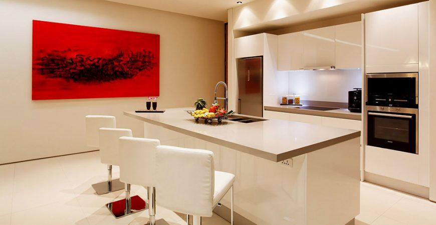 6. Villa Cielo - Kitchen area