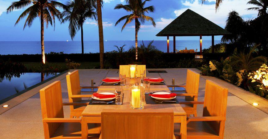 7. Baan Taley Rom - Wonderful outdoor dining