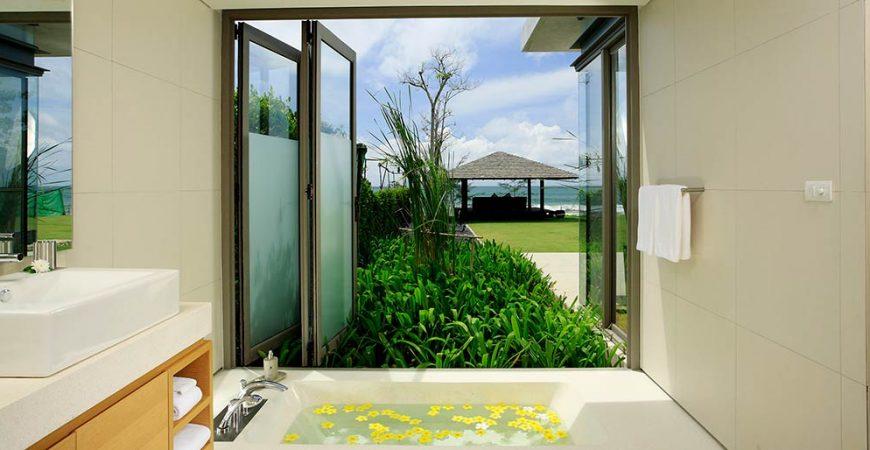 9-Villa Essenza - Bath paradise view