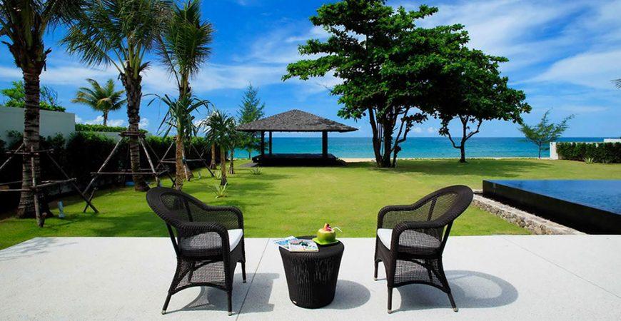9. Villa Cielo - Tropical relaxation