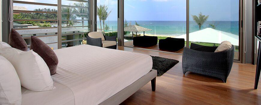 Villa Amarelo - Bedroom style