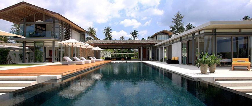 Villa Amarelo - Elegantly designed