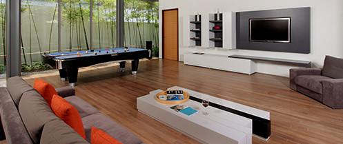 Villa Amarelo - Entertainment area