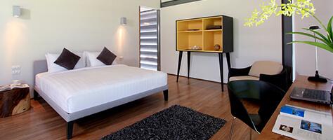 Villa Amarelo - Quaint design