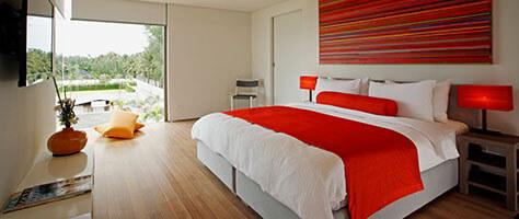 Villa Aqua - Elegantly designed bedroom