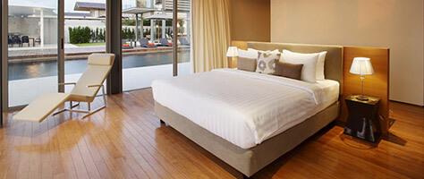 Villa Cielo - Luxurious bedroom design