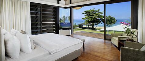 Villa Cielo - Luxurious bedroom