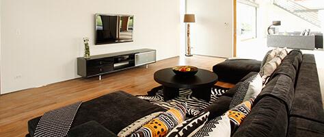 Villa Essenza - Luxurious living area