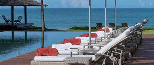 Villa Malee Sai - Pool lounge