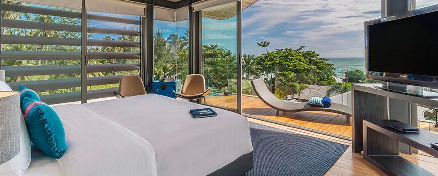Villa Roxo - Outsatnding bedroom view