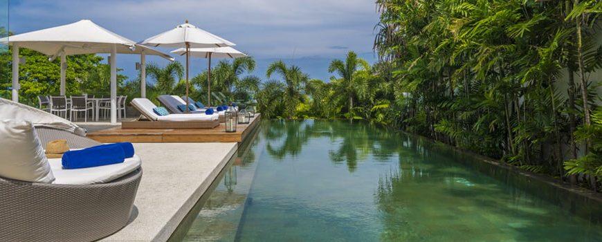 Villa Roxo - pool